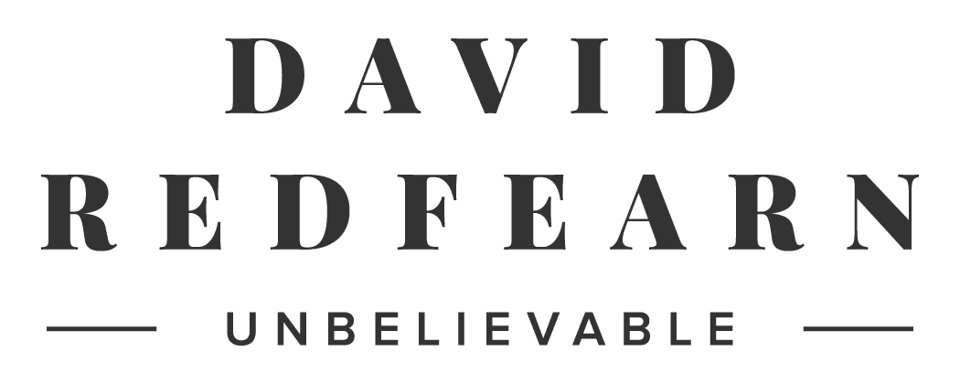 David Redfearn 2019